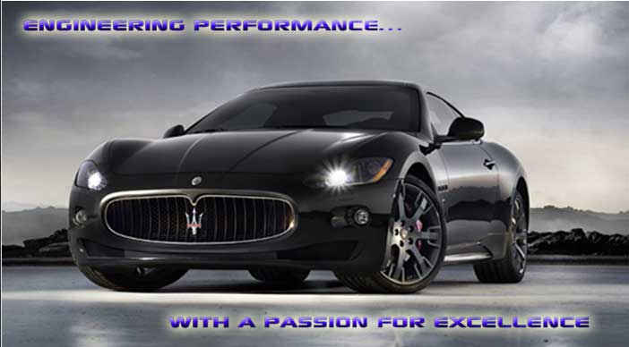 Formula Dynamics the Maserati Performance Specialists