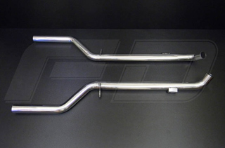 Larini Systems - Stainless Steel Connecting Pipes Upgrade your Standard Coupe or Spyder to the GranSport Specification