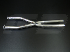 Larini Systems - X-Pipe Upgrade your Standard Coupe or Spyder to the GranSport Specification