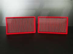 High Performance Air Filter High Performance Replacement Air Filter for all Ferrari 599 Models.