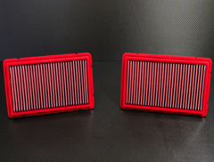 High Performance Air Filter High Performance Replacement Air Filter for all Ferrari F348 Models.