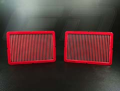 High Performance Air Filter High Performance Replacement Air Filter for all Ferrari F430 Models.
