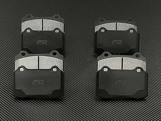 High Performance Street Brake Pad Kit Complete set of High Performance Replacement <b><u>Street</u></b> Pads for Ferrari F430 Models.