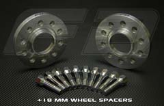 Performance Wheel Spacer Kit Wider Stance and Improved Handling for your Maserati Ghibli