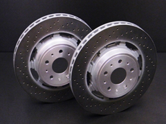 Formula Dynamics Performance Brake Rotors Formula Dynamics Performance Brake Rotors for Maserati GranCabrio