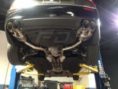 Larini Systems - Sport Exhaust Unleash the Power and Sound of the Maserati Quattroporte with a Larini Sports Exhaust