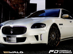 Maserati Quattroporte Corsa Body Kit Personalize the style of your Maserati Quattroporte with our Corsa Body Kit