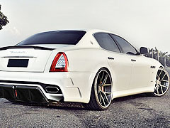 Maserati Quattroporte Corsa 2 Body Kit Personalize the style of your Maserati Quattroporte with our Corsa Body Kit