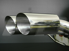 Larini Systems - Sport Mufflers Unleash the Power and Sound of the Ferrari V8 with the Larini Systems Sport Mufflers