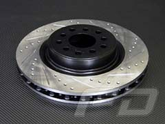 Formula Dynamics Performance Brake Rotors<br>&nbsp;&nbsp;for&nbsp;Ferrari 575 Formula Dynamics Replacement Brake Rotors for Ferrari 575