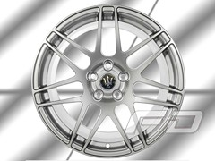 Veloce Corsa - Lightweight Performance Wheels Lightweight Alloy Performance Wheels for the Maserati GranCabrio.