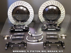 Formula Dynamics / Brembo� Big Brake Kit for<br>&nbsp;&nbsp;Ferrari Coupe & Spider BREMBO� Big Brake Kit for Ferrari F348