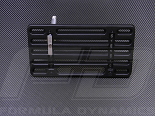 Ferrari License Plate Holder The Ultimate Solution For Attaching A Front License Plate To Your Mondial 3.4L
