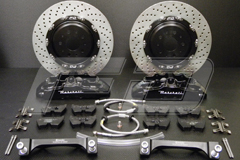 Formula Dynamics / Brembo� Big Brake Kit for<br>&nbsp;&nbsp;the Maserati GranTurismo 4.7L BREMBO� Big Brake Kit for all Maserati GranTurismo 4.7L models