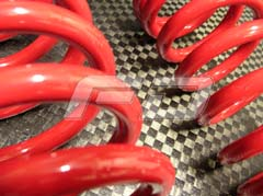 Performance Sport Lowering Springs High Performance Sport Spring Package for the Maserati 4200, GranSport, Coupe and Spyder Models.</b>