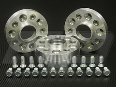 Performance Wheel Spacers Wider Stance and Improved Handling for your Maserati GranTurismo 4.7L